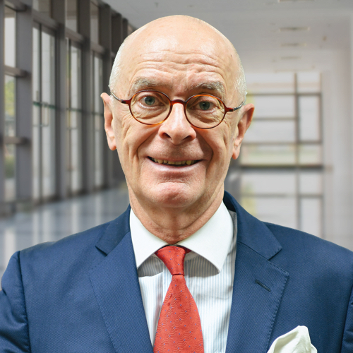 Hans-Bernhard Merforth Consultant Photo